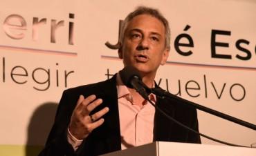 """Eseverri : """"tenemos una enorme capacidad de gestión para seguir cambiando Olavarría"""""""