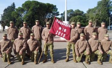 Egreso del Núcleo de Instrucción Básica del Ejército