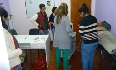 Jornada de Salud en Hidatidosis en Estación Mapis