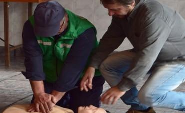Resucitación Cardio Pulmonar: el objetivo es salvar vidas