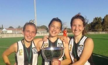 Hockey: Olavarriense campeona en Mar de Plata