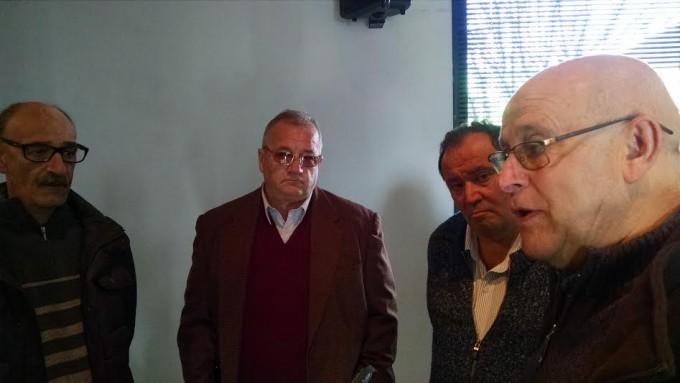 Ferrobaires: personal de la comisión permanente de reclamos llegaron a brindar precisiones