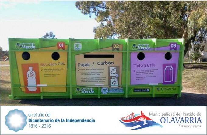 El Ecopunto continúa en Parque Avellaneda