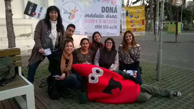 """""""Dar vida en vida"""": nueva campaña de registro de donantes de médula ósea"""