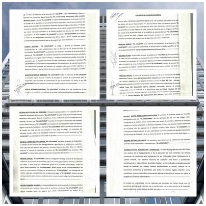 Casa de Olavarría en Buenos Aires: Olavarría para la Victoria mostró el contrato que suma datos a la polémica
