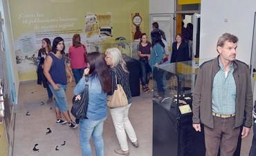 """La muestra itinerante """"Olavarría antes de Olavarría"""" se encuentra disponible para exhibición"""