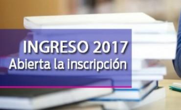Inscripción en la Facultad de Derecho de la UNICEN