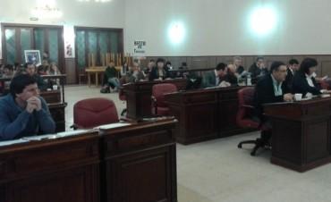 Concejo Deliberante: aprobaron todos los proyectos por unanimidad