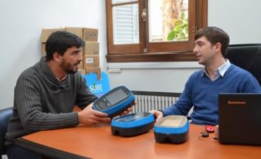 SUBE: comenzó a llegar el equipamiento para su implementación en Olavarría