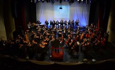 El CEAT Nº 1 y el Centro De Formación Laboral N° 1serán beneficiados con el próximo concierto de la Sinfónica Municipal