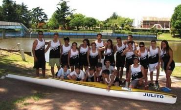El equipo bataraz  de canotaje competirá en Tandil