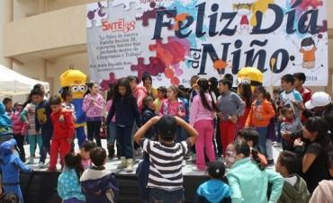 En Azul también hay festejo por el Día del Niño