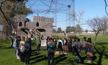 Ceremonia de celebración de la Pachamama en La Máxima