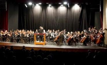 El CEAT Nº 1 será beneficiada con el concierto de la Sinfónica Municipal
