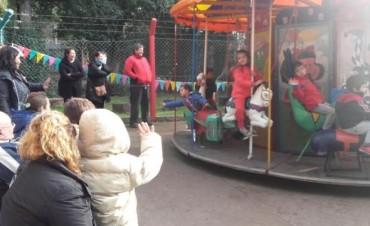 Festejo del Día del Niño en la Calesita de Ilusiones