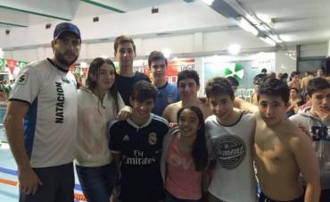 Natación: Ferro participó en Mar del Plata