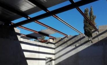 Avanza la construcción del hogar del Centro Teresa de Calcuta
