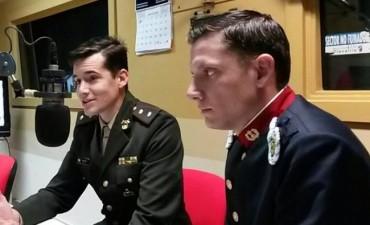 Convocan a los jóvenes a sumarse a la vocación militar