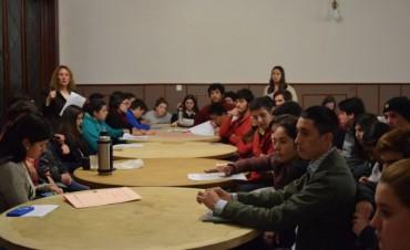 La primera sesión del Concejo Estudiantil será el 8 de septiembre