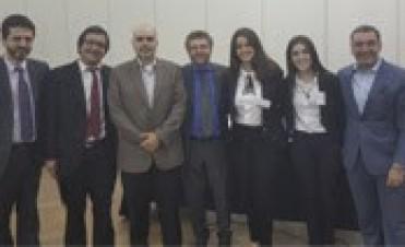 Equipo de la UNICEN gana competencia nacional de Derechos Humanos