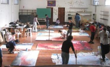 Se celebra la Semana de las Artes en las escuelas de la provincia