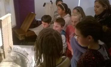 Los amiguitos de los Museos se visitan