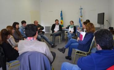 Parlamento Juvenil del Mercosur: se realiza la instancia distrital en Olavarría