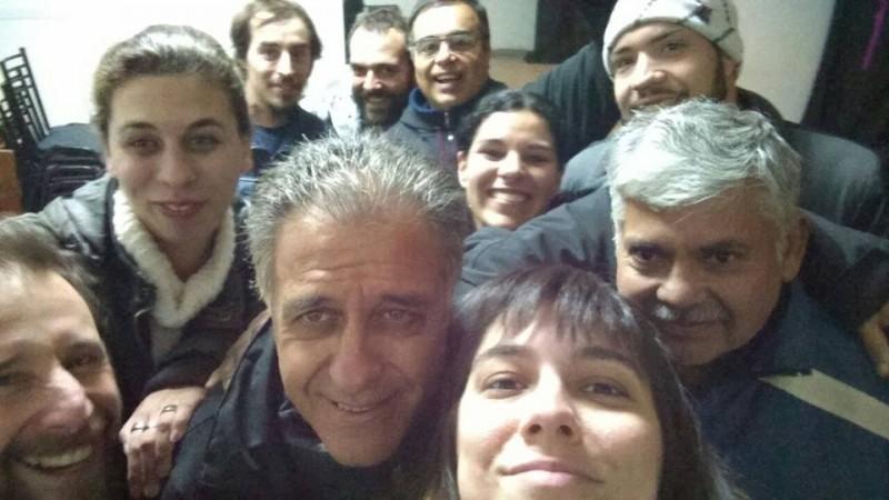 Pitrola en Olavarría: 'Los industriales son cómplices de la corrupción'