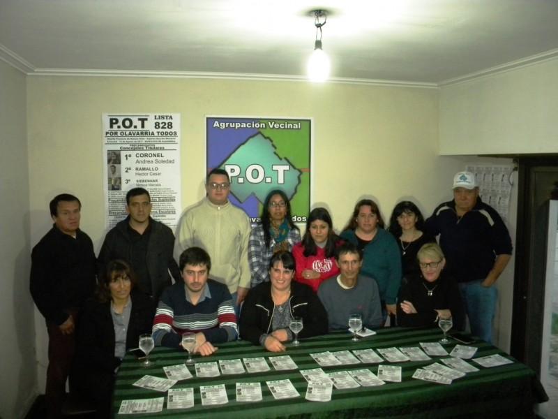 Por Olavarría Todos pide tratar y aprobar el aumento de impuesto a la piedra