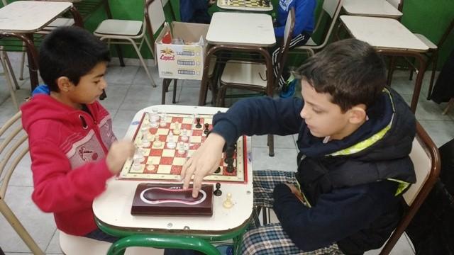 "Sexta fecha del ""Pimponazo"" de ajedrez"