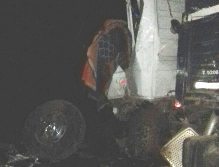 Otro choque fatal en la Ruta 3