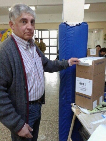Demelli: 'en lo posible que la gente venga a votar en la mayor cantidad posible