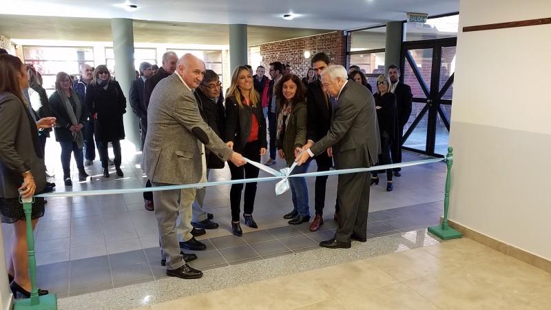 UNICEN: se inauguraron obras en el Complejo Universitario