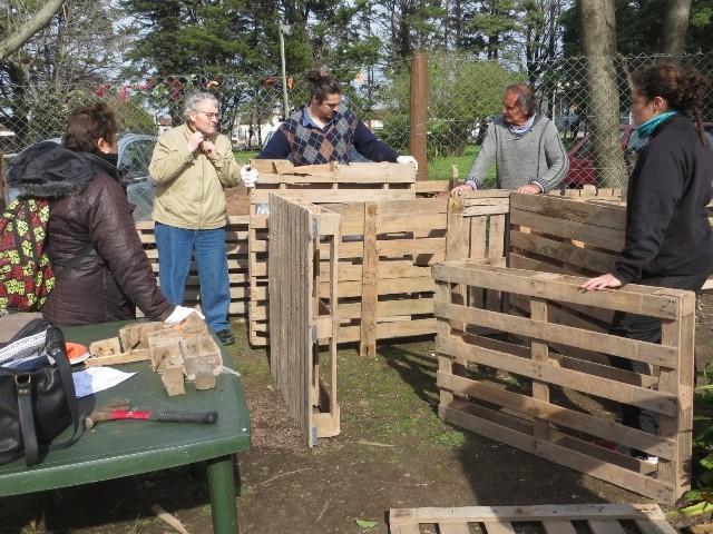 Desarrollo Sustentable: taller de compostaje