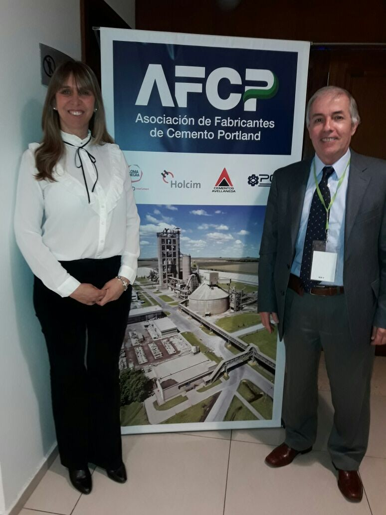 La Directora Provincial de Minería Carola Patané participó en el Taller de Coprocesamiento  en la Industria Cementera