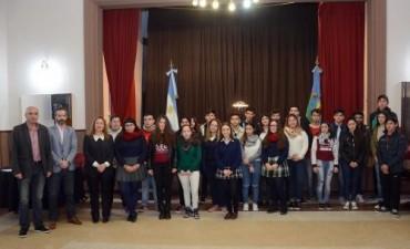 Hasta el viernes 11 continúa la presentación de proyectos del Concejo Deliberante Estudiantil