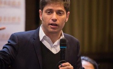 Kicillof llegaría a Olavarría de la mano de Aguilera para el cierre de campaña