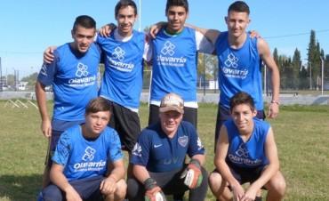 Nueva fecha del Interbarrial de Fútbol para adolescentes