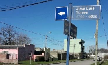 Sentido único de calles en el barrio Provincias Argentinas