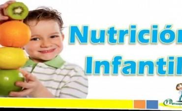 La nutrición infantil, eje de actividades educativas
