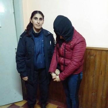 Mujer detenida en Sierra Chica por tenencia de estupefaciente