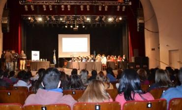 Este jueves se realiza el Parlamento Juvenil del Mercosur
