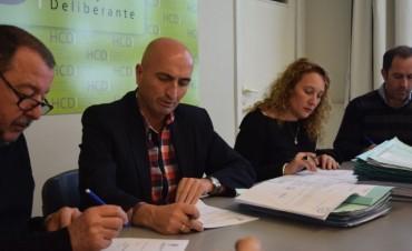 Ingresó el pedido de Licencia del Intendente Galli