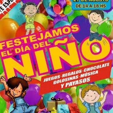 El Sindicato de Trabajadores Municipales de Olavarría celebrará  el Día del Niño