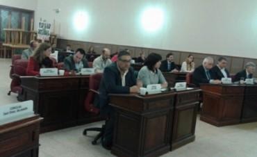 Concejo Deliberante: todos los expedientes fueron aprobados por unanimidad