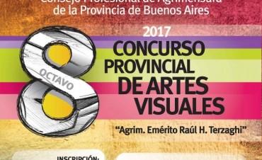 """Concurso de Artes Visuales """"Agrim. Emérito Raúl H. Terzaghi"""""""