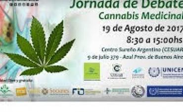 azul:Más adhesiones a la Jornada de Cannabis Medicinal