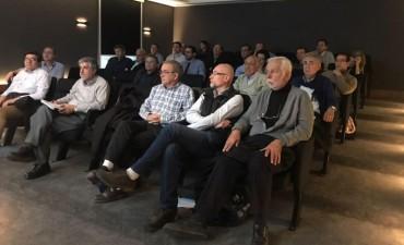 Casa de Olavarría: encuentro de red de carreras de ingeniería electromecánica