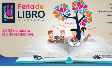 Olavarría palpita la 25ª Feria del Libro