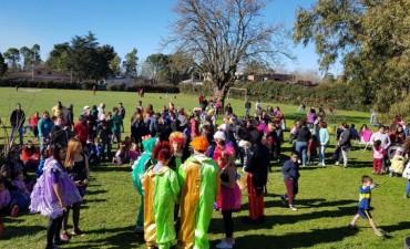 Un fin de semana colorido para los niños